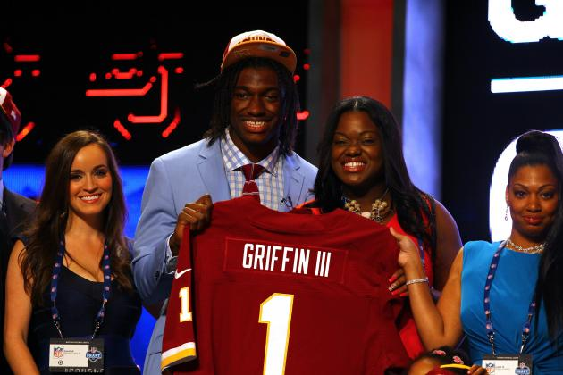 The Lesson Learned in RG3's Washington Disaster? Never Bet the Farm