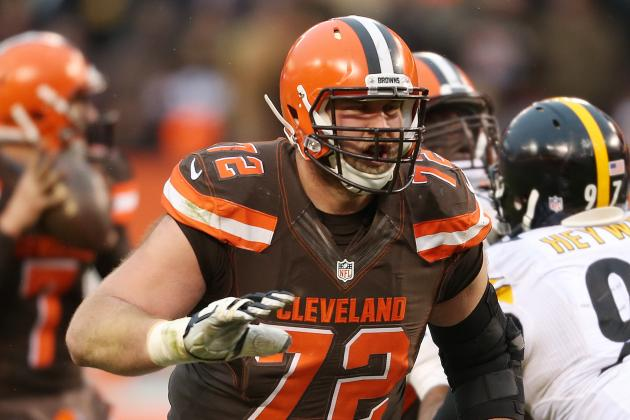 Mitchell Schwartz Reportedly Signs 5-Year Deal with Chiefs