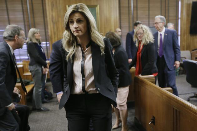 Erin Andrews Awarded $55 Million in Civil Lawsuit over Nude Video