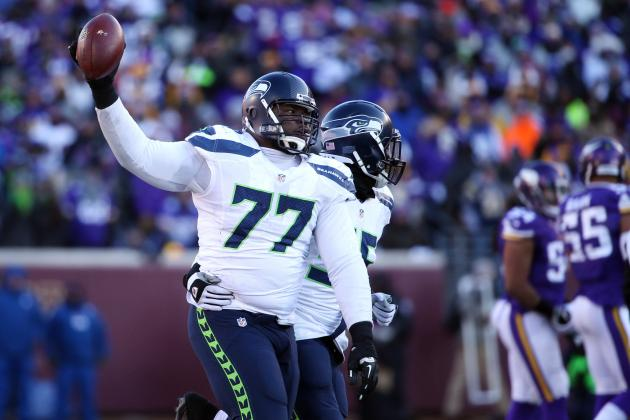 Ahtyba Rubin Re-Signs with Seahawks: Contract Details, Comments and Reaction