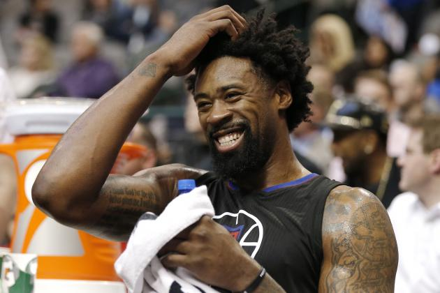 DeAndre Jordan Proving He's in the Perfect Spot and Monday NBA Takeaways