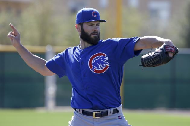 Jake Arrieta Contract: Latest News and Rumors on Negotiations with Cubs