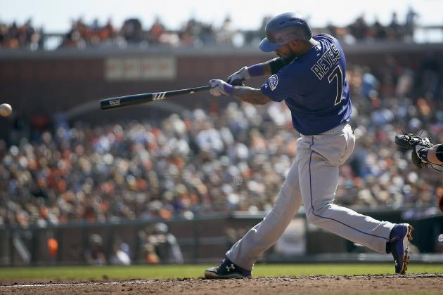Jose Reyes: Latest News, Speculation on Rockies Shortstop's Potential Suspension