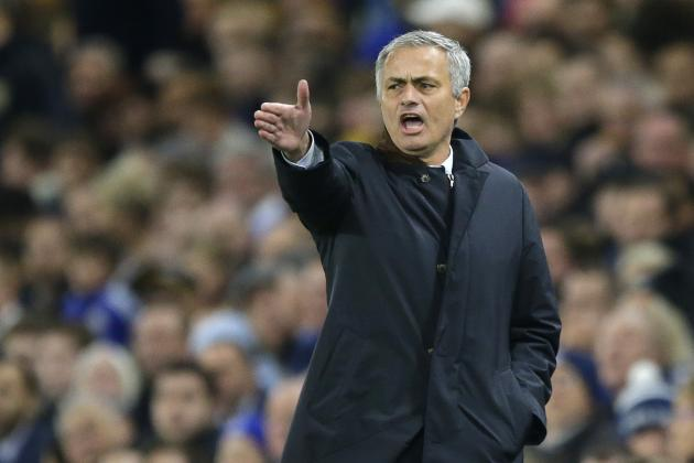 Jose Mourinho's Manchester United Hopes Allegedly Linked to Eva Carneiro Case