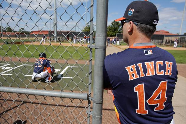 A.J. Hinch, Astros Agree on New Contract: Latest Details, Comments and Reaction