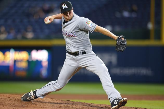 Carter Capps Injury: Updates on Marlins RP's Recovery from Tommy John Surgery