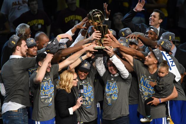 Charles Barkley Says Warriors Will Not Win 2015-16 NBA Championship
