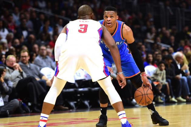 LA Clippers or OKC Thunder: Who Is West's More Dangerous Dark Horse?