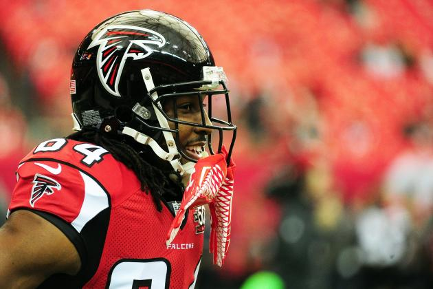 Why Roddy White Isn't the Cure for New England Patriots' WR Concerns