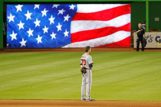 Braves, Marlins to Play Game Honoring Servicemen and Servicewomen at Fort Bragg
