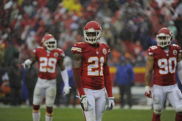 Sean Smith Reportedly Signs with Oakland Raiders