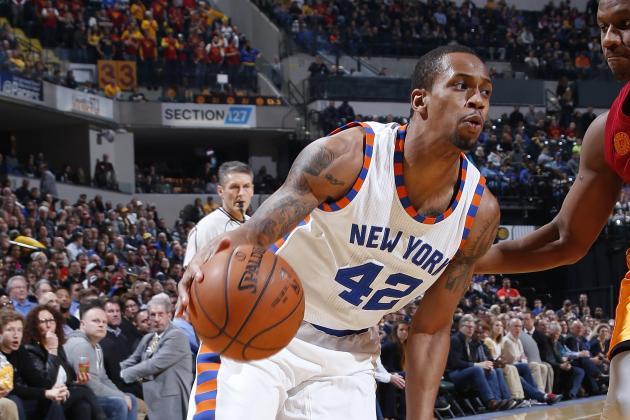 Lance Thomas Injury: Updates on Knicks Guard's Knee and Return