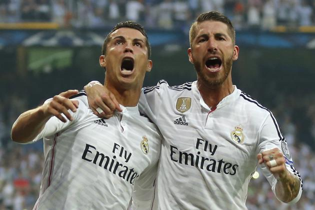 Sergio Ramos Hits Back After Cristiano Ronaldo Booed by Real Madrid Fans