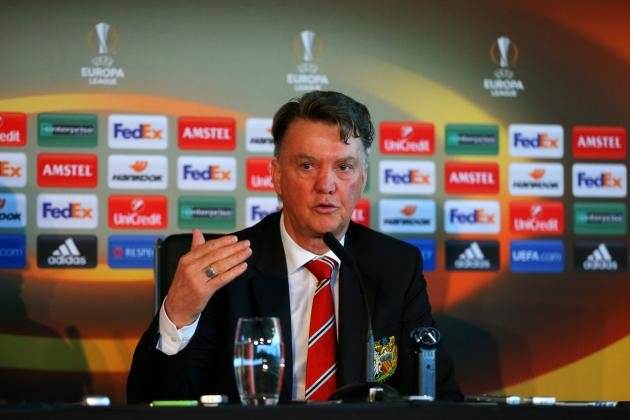 Liverpool vs. Manchester United: Louis Van Gaal's Key Pre-Match Presser Comments