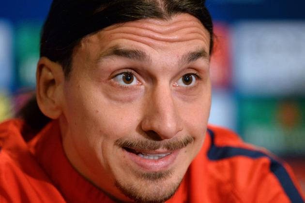 Manchester United Transfer News: Zlatan Ibrahimovic Reportedly Expects Move