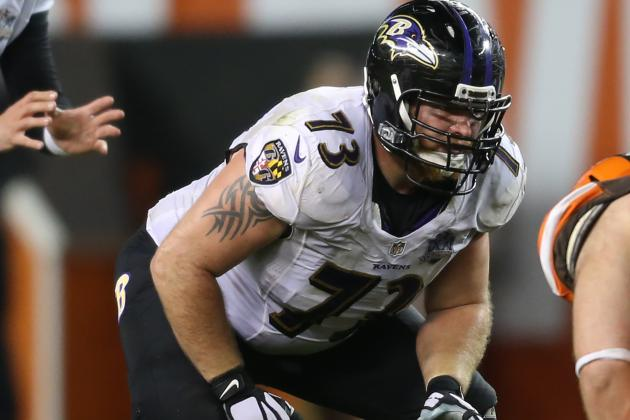 Marshal Yanda, Ravens Agree to New Contract: Latest Details and Reaction