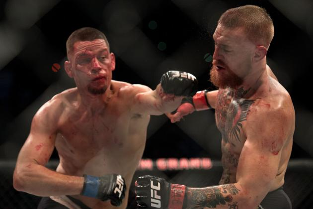 Georges St-Pierre vs. Nate Diaz Fight Rumours Fuelled by Firas Zahabi