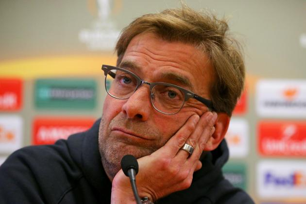 Liverpool vs. Manchester United: Jurgen Klopp's Key Pre-Match Presser Comments