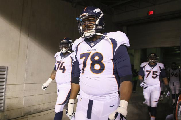 Ryan Clady Contract: Latest News and Rumors on Negotiations with Broncos