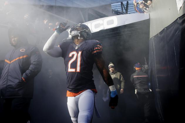 Tracy Porter Re-Signs with Chicago Bears