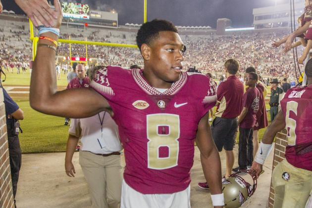 Why Jalen Ramsey Is Rare Defensive Back Worthy of Top-5 Pick in NFL Draft