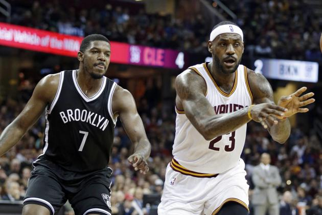 LeBron James Comments on Pursuit of Joe Johnson, Desire to Win and More