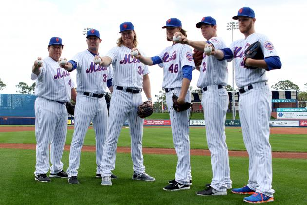 Mets Generation K 2.0 Rotation Ready 'To Win World Series, Not Just Get There'