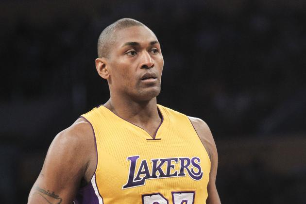 Metta World Peace Comments on Future in NBA, Retirement Timeline