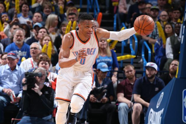 Russell Westbrook vs. Clippers: Stats, Highlights and Twitter Reaction