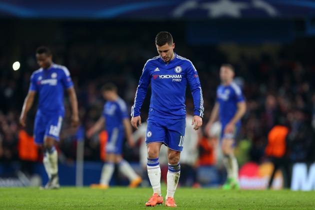 Champions League 2016: Roy Keane, Guus Hiddink React to Eden Hazard Shirt Swap