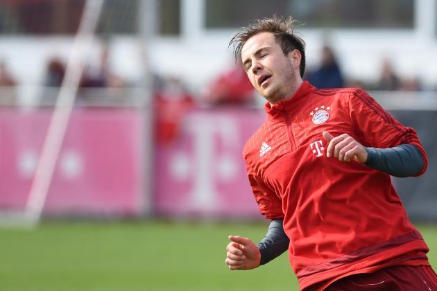 Liverpool Transfer News: Huge Mario Gotze Development Fuels Reds Rumours