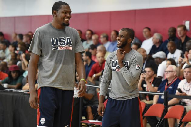 Chris Paul Reportedly Could Be Fined or Suspended for Groin Hit on Kevin Durant