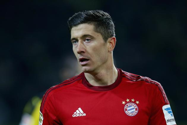 Real Madrid Transfer News: Cristiano Ronaldo Dents Robert Lewandowski Rumours