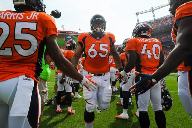 Louis Vasquez: Latest News, Rumors and Speculation on Free Agent OG