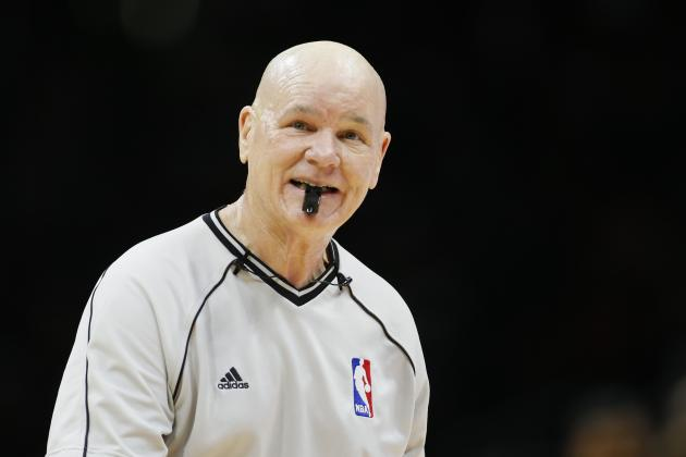 Joey Crawford Ends NBA Officiating Career Due to Knee Surgery