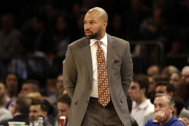 Derek Fisher Comments on Knicks Tenure, Altercation with Matt Barnes
