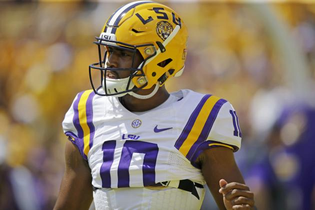 Anthony Jennings to Transfer from LSU: Latest Details, Comments, Reaction