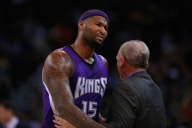 DeMarcus Cousins Suspended 1 Game by Kings: Latest Details and Reaction