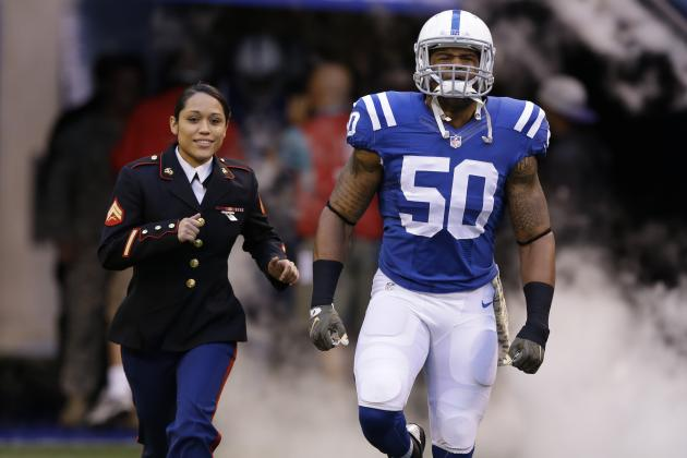 Jerrell Freeman to Bears: Latest Contract Details, Comments and Reaction