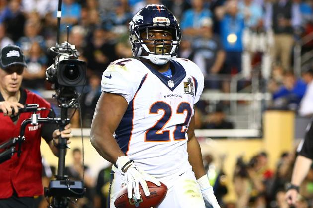 C.J. Anderson Signed to Dolphins Offer Sheet: Latest Contract Details, Reaction