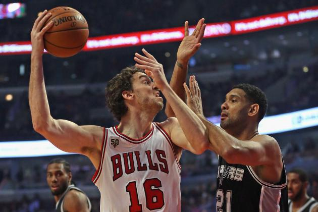 Chicago Bulls vs. San Antonio Spurs: Live Score, Highlights and Reaction