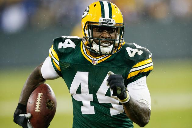 James Starks Re-Signs with Packers: Latest Contract Details, Comments, Reaction