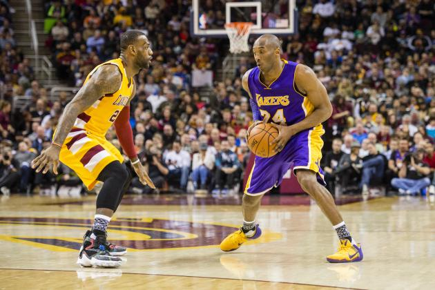 Cleveland Cavaliers vs. Los Angeles Lakers: Live Score, Highlights and Reaction