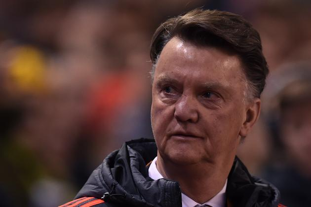 Louis van Gaal Snaps at Reporter over Rio Ferdinand's Manchester United Comments