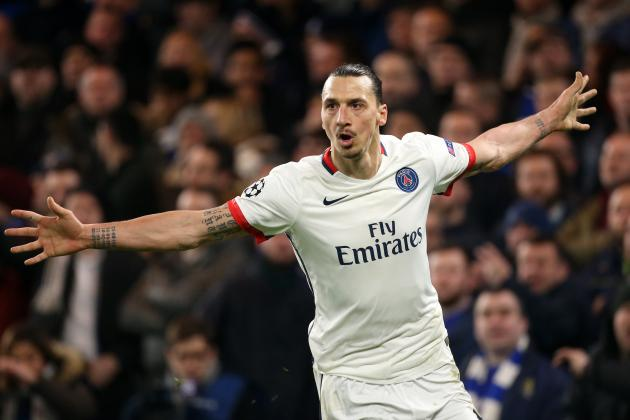 Arsenal Transfer News: Zlatan Ibrahimovic Reportedly Open to Gunners Move