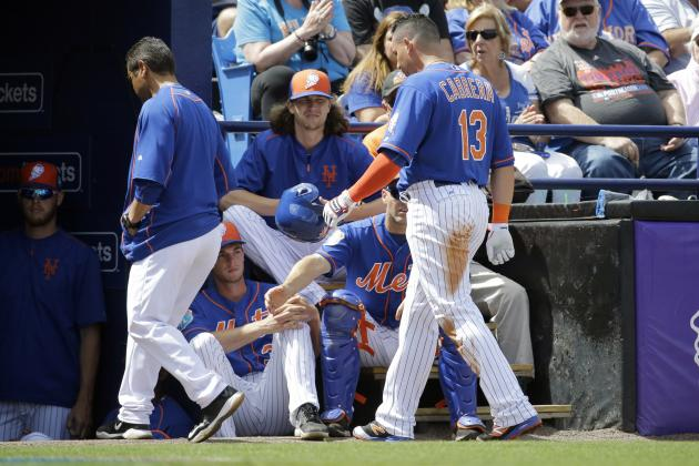 Asdrubal Cabrera Injury: Updates on Mets IF's Knee and Return