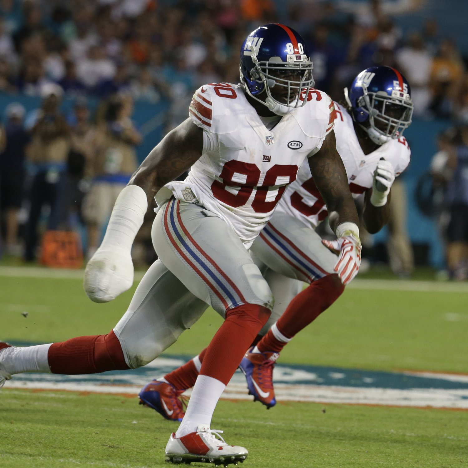Jason Pierre Paul Injury Updates On Giants De S Recovery: Jason Pierre-Paul Injury: Updates On Giants Star's