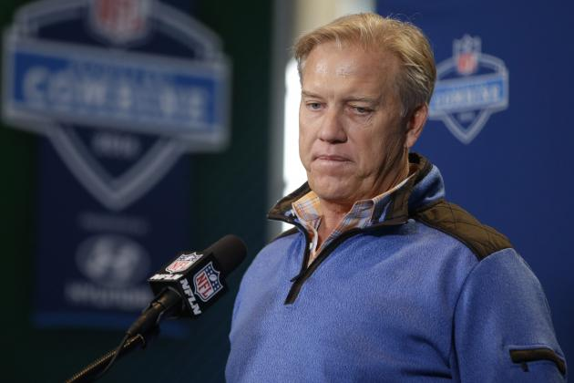 John Elway and the Defending Champion Broncos Lose Big in Free Agency