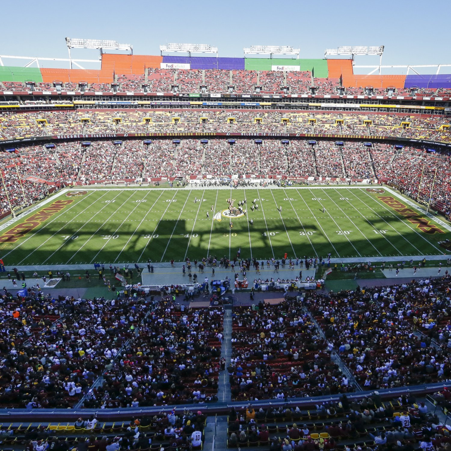 Redskins New Stadium: Washington Redskins New Stadium: News, Rumors, Speculation