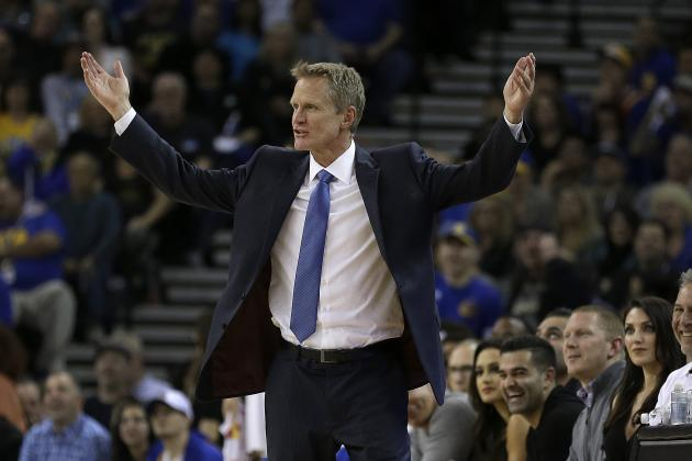 Steve Kerr Advocates for NBA to Get Rid of Replay System
